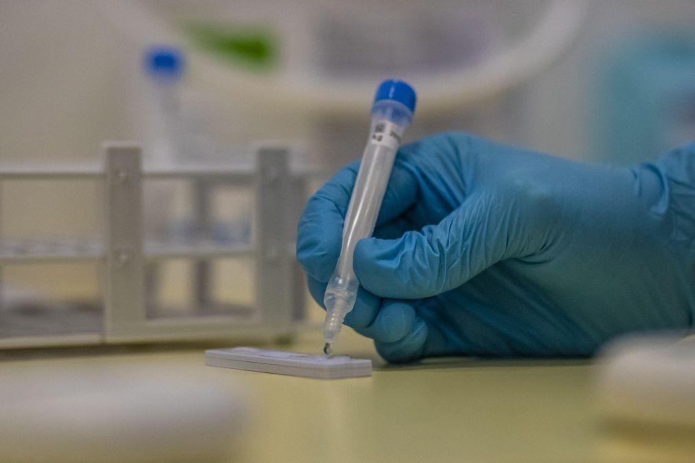 Covid-19: Portugal com mais 159 mortes e 10.663 novas infeções