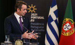 UE/Presidência: PM grego defende disponibilização dos fundos europeus