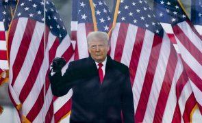 EUA/Eleições: Departamento de Estado anunciou fim prematuro do mandato de Trump