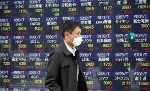 Bolsa de Tóquio abre a ganhar 0,46%