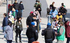 Covid-19: México com mais 662 mortes e 7.594 casos