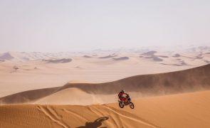 Dakar2021: Toby Price abandona devido a queda na nona etapa
