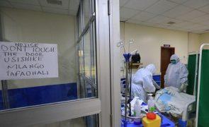 Covid-19: África com mais 718 mortes e 30.845 casos nas últimas 24 horas