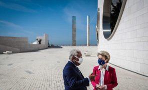UE/Presidência: Comissão mantém visita a Portugal apesar do confinamento
