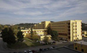 Covid-19: Centro Hospitalar de Leiria reativa nível III do plano de contingência