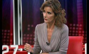 Antiga editora de política da TVI lança críticas ao canal: