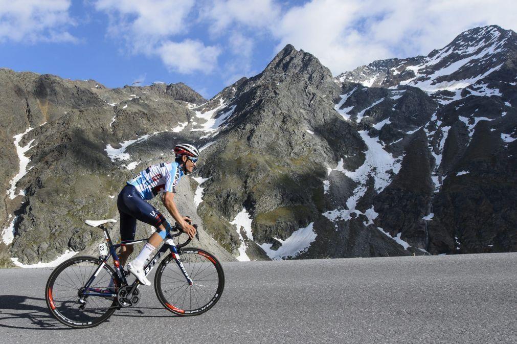 Ciclista Stefan Denifl condenado a dois anos de prisão por fraude desportiva