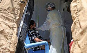 Covid-19: Mais de mil mortos e 64 mil novos casos no Brasil em 24 horas