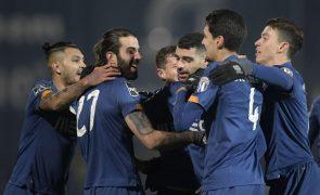 FC Porto-Benfica: 'Dragões'' em busca de inédito quinto triunfo consecutivo