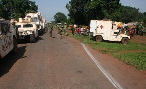 RCA: Rebeldes realizam dois ataques simultâneos à capital