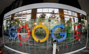 Google treina