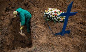 Covid-19: Pandemia já matou mais de 1,96 milhões de pessoas no mundo