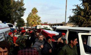 Síria: Número de mortos causados por ataques aéreos israelitas sobe para 40