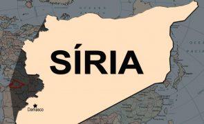 Síria: Pelo menos 57 mortos nos raides de Israel