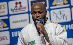 Jorge Fonseca termina Masters de judo no quinto lugar