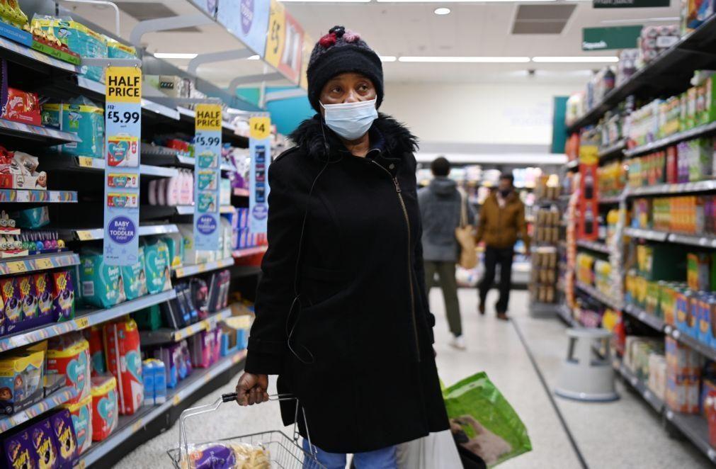 Brexit: Supermercados britânicos confirmam falhas no abastecimento à Irlanda do Norte