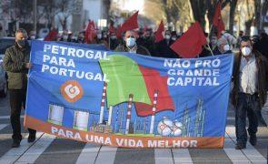 Trabalhadores da refinaria de Matosinhos serão ouvidos e tratados