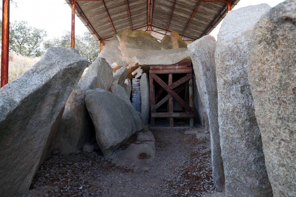 Maior monumento megalítico de Portugal com zona especial de proteção