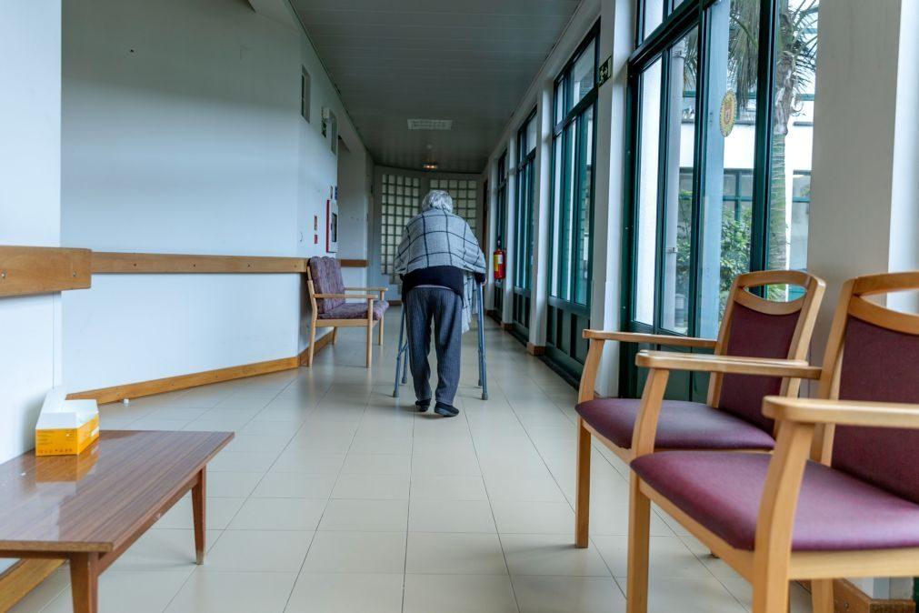 Covid-19: Região Centro regista 43 surtos ativos em lares de idosos