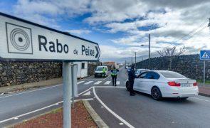 Covid-19: Freguesias açorianas de Rabo de Peixe e Ponta Garça com cerca sanitária