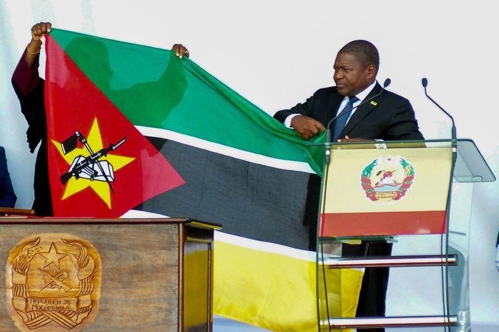 Covid-19: Presidente moçambicano anuncia agravamento de restrições