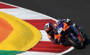 KTM de Miguel Oliveira fica no Mundial de MotoGP até 2026