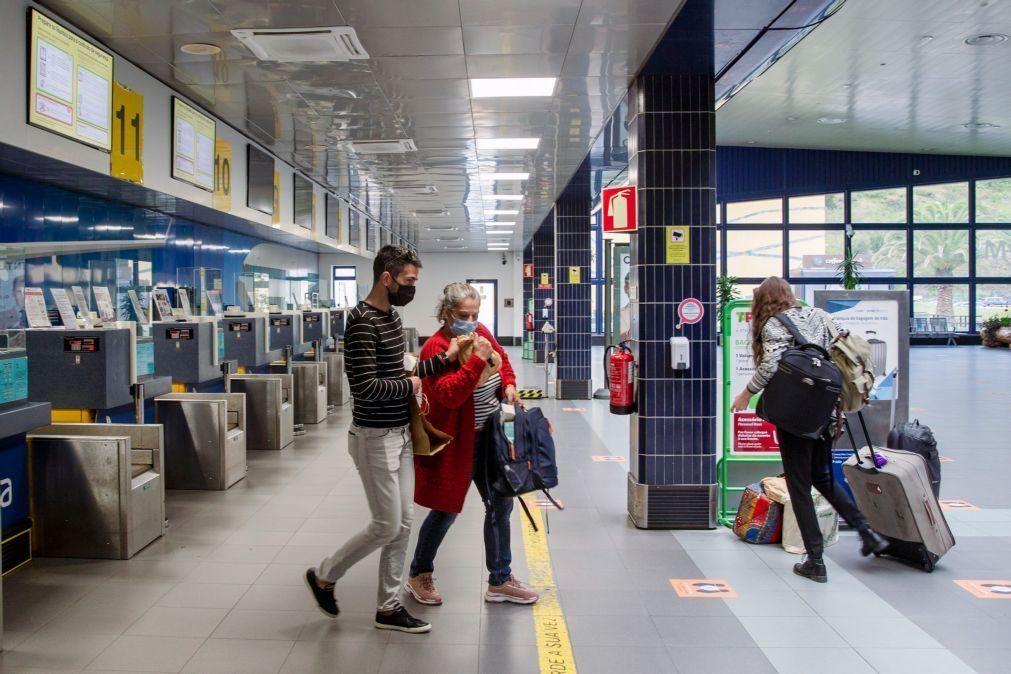 Covid-19: Governo recusa restrições nos voos entre Portugal e ilhas
