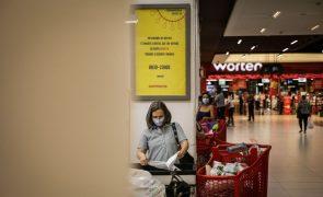 Covid-19: Supermercados sem restrições de horários