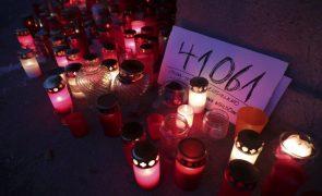 Covid-19: Alemanha regista recorde com 1.244 mortes em 24 horas