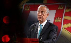 Marcelo diz que terá com outro PM a mesma relação que tem com Costa