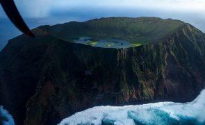 Mau tempo: Ilhas das Flores e Corvo com aviso amarelo devido a previsões de vento