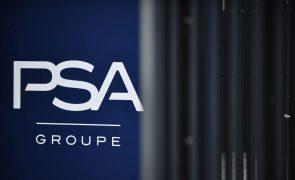 Vendas da francesa PSA caem 27,8% em 2020 devido à pandemia de covid-19