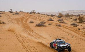 Dakar 2021: Al-Attyiah triunfa pela sexta vez, Peterhansel mais perto da vitória final