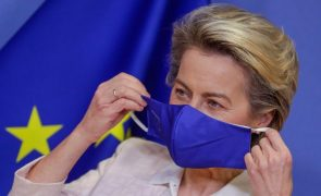 UE/Presidência: Von der Leyen considera viagem de comissários a Lisboa como