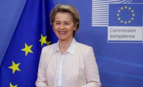 UE/Presidência: Comissão Europeia não interfere em escolhas para Procuradoria -- Von der Leyen