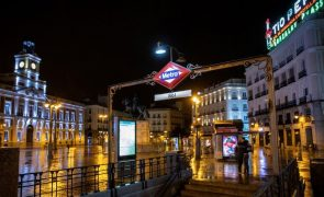 Covid-19: Espanha regista mais de 35.000 novos casos e mais de 200 mortes