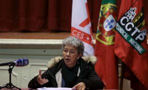 CGTP marcou dia de luta nacional para 25 de fevereiro por melhores salários e direitos