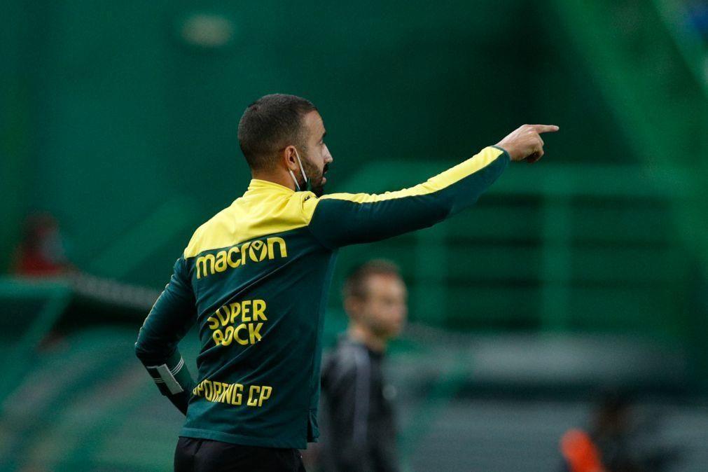 Sporting quer vencer Rio Ave e manter a 'almofada' de quatro pontos na liderança