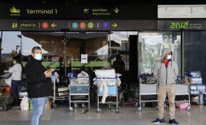 Covid-19: Suspensão dos voos com Portugal é decisão