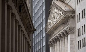 Wall Street fecha em baixa na expetativa do plano de relançamento de Biden
