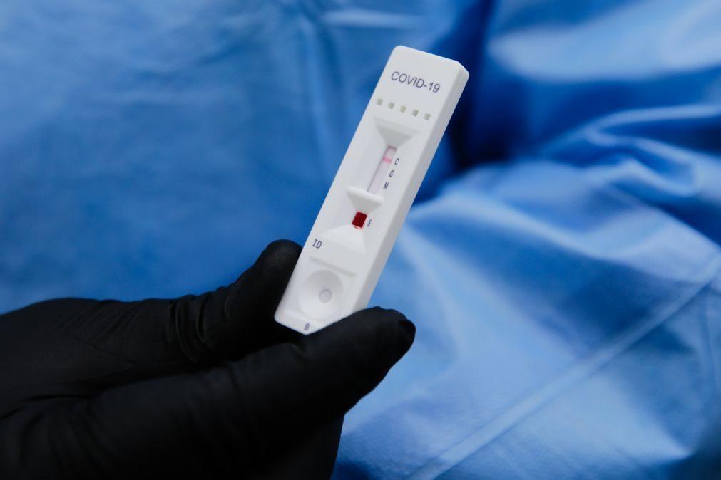 Estudo apura que 95% dos infetados com covid-19 desenvolve anticorpos