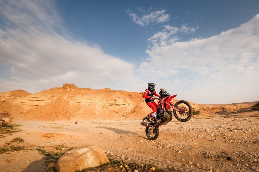 Dakar2021: Kevin Benavides estreia-se a vencer pela equipa de Ruben Faria
