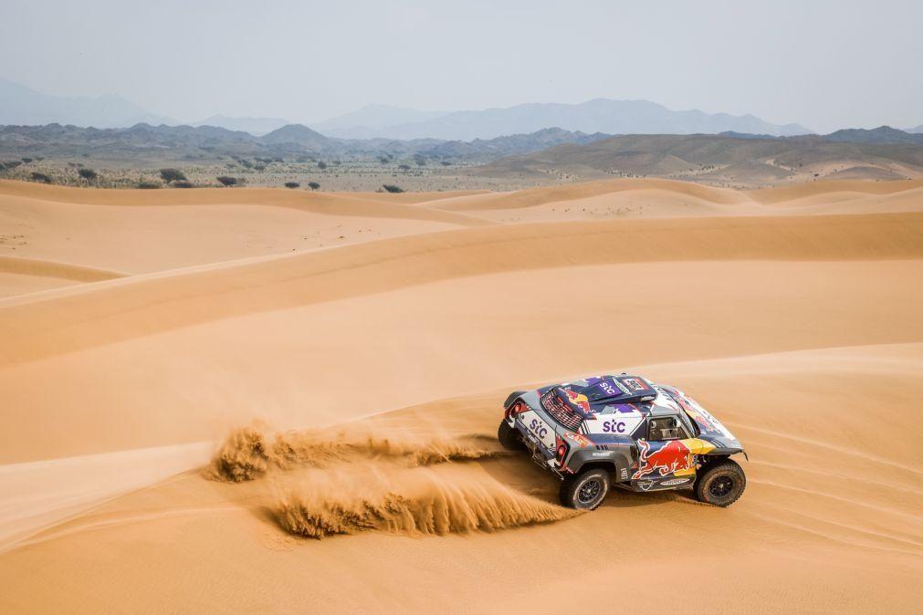 Dakar 2021: Peterhansel vence a prova pela 14.ª vez
