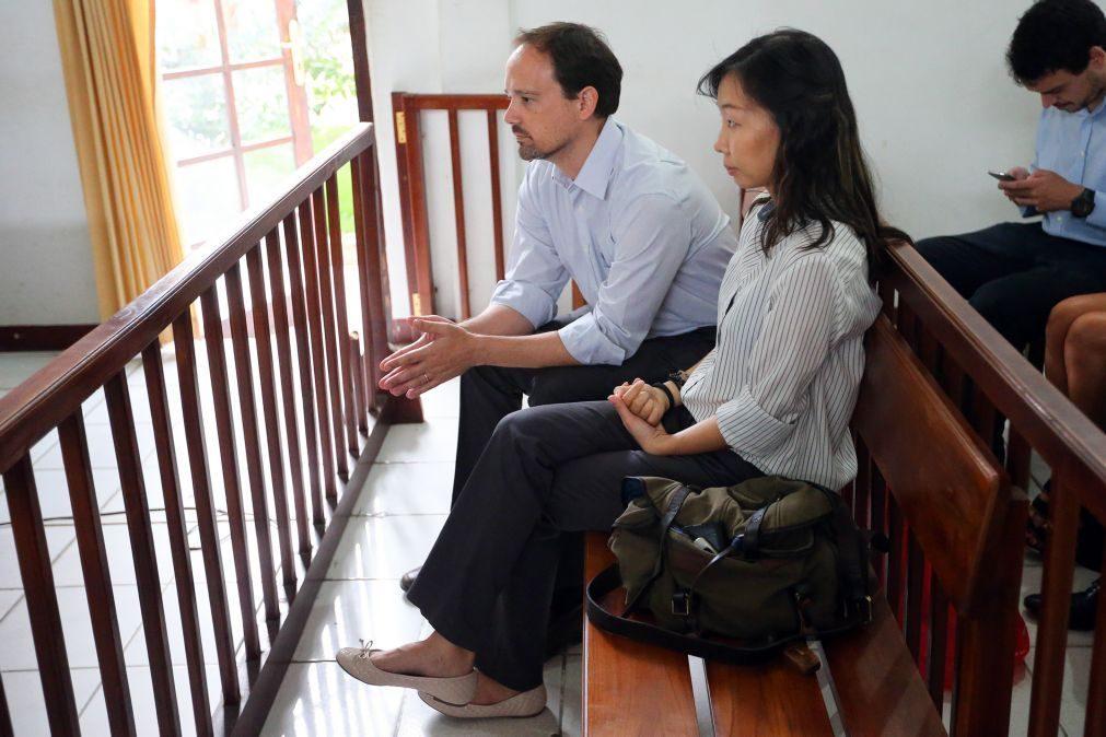 Tribunal de Recurso timorense absolve casal de portugueses, antes condenado por peculato