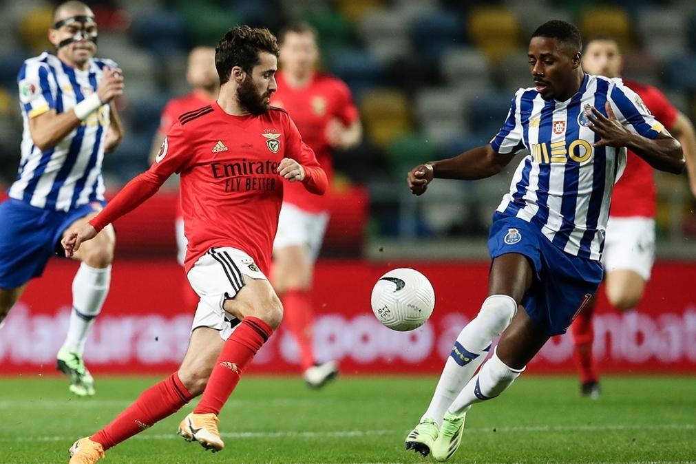 FC Porto e Benfica empatam e mantêm distância de 4 pontos para o Sporting [vídeo]