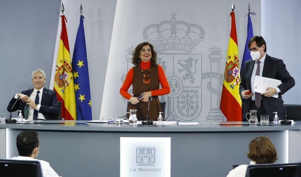 Covid-19: Madrid endurece medidas de luta contra a pandemia