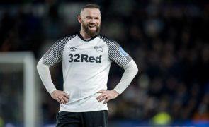 Wayne Rooney termina carreira de jogador para treinar Derby a tempo inteiro