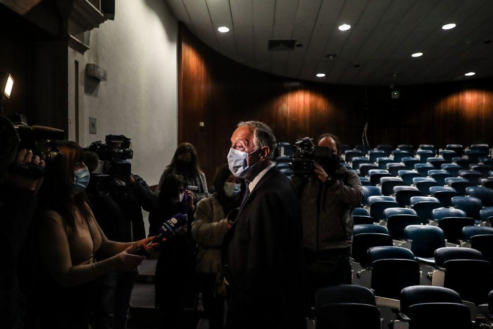 Presidenciais: É importante que PGR e parlamento queiram apurar vigilância a jornalistas