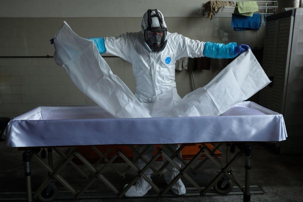 Covid-19: Lisboa e Vale do Tejo ultrapassa as 3 mil mortes desde inicio da pandemia