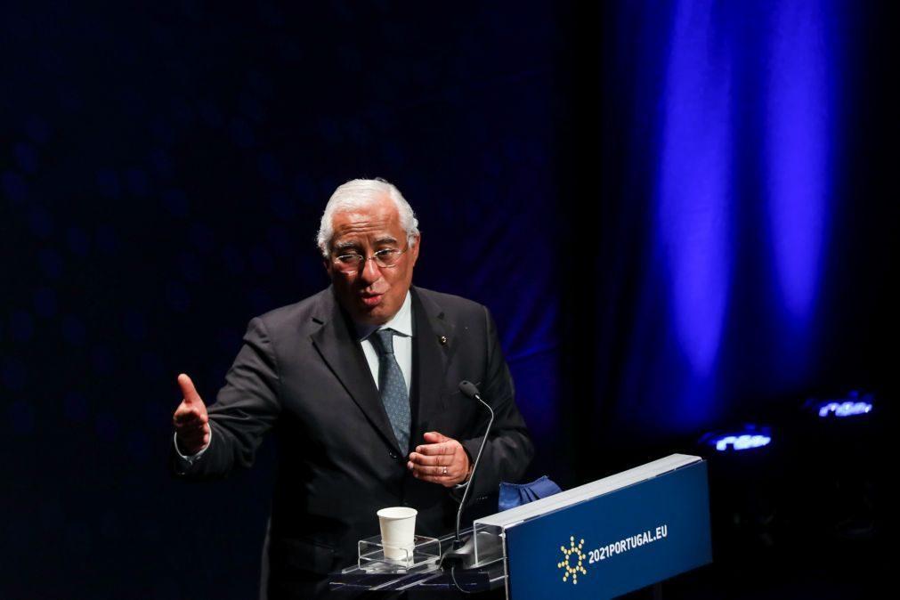 UE/Presidência: Costa quer certificado de vacinação contra a covid-19 homogéneo nos 27